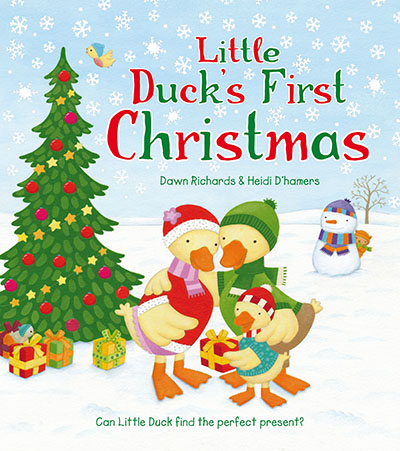 Little Duck's First Christmas - Jacket