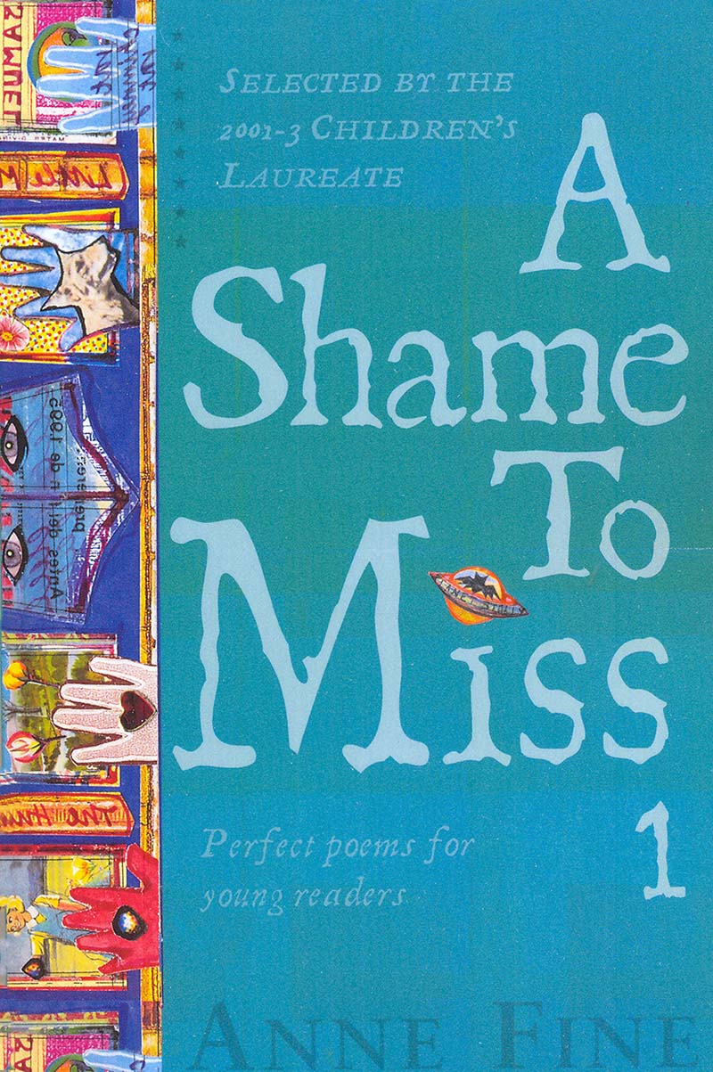 A Shame to Miss Poetry Collection 1 - Jacket