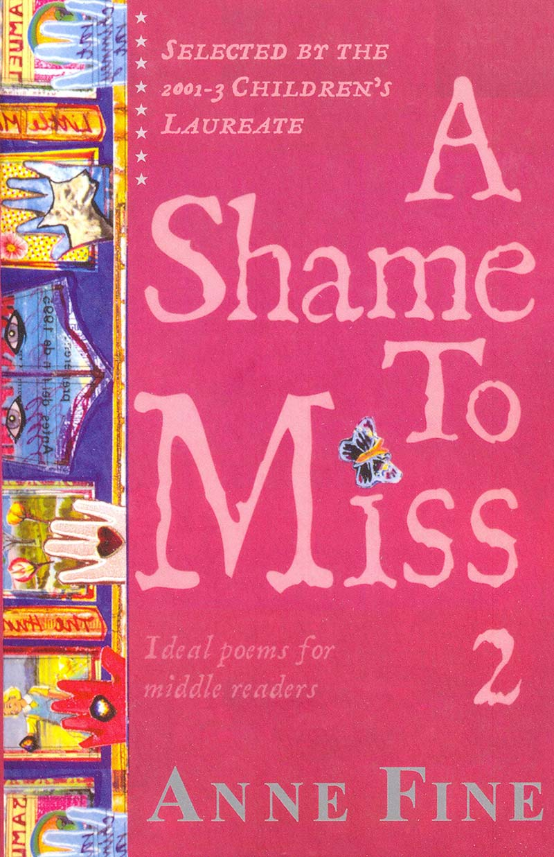 A Shame To Miss Poetry Collection 2 - Jacket