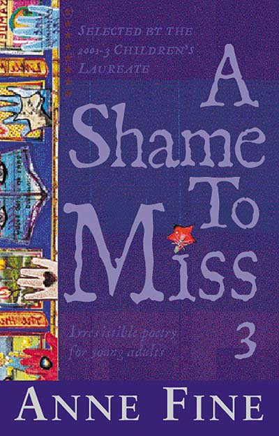 A Shame To Miss Poetry Collection 3 - Jacket