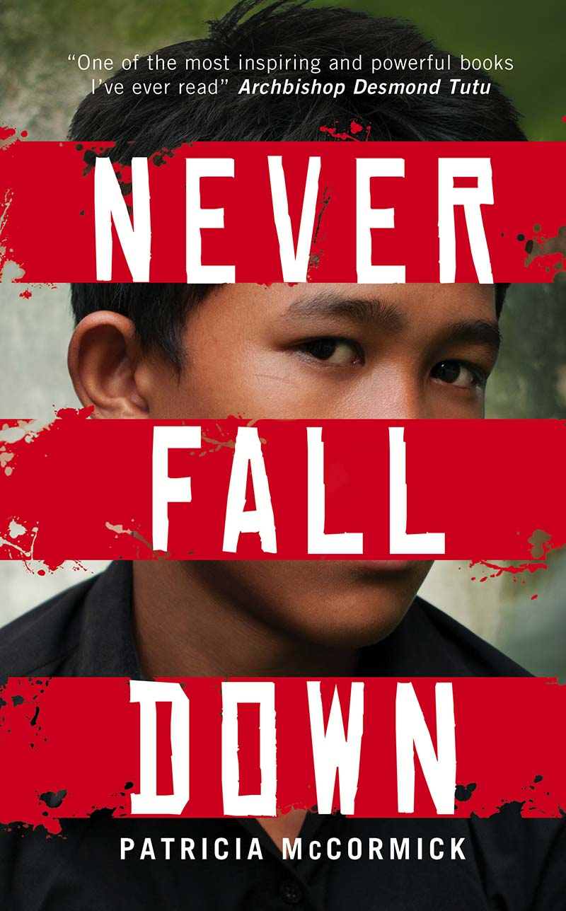 Never Fall Down - Jacket