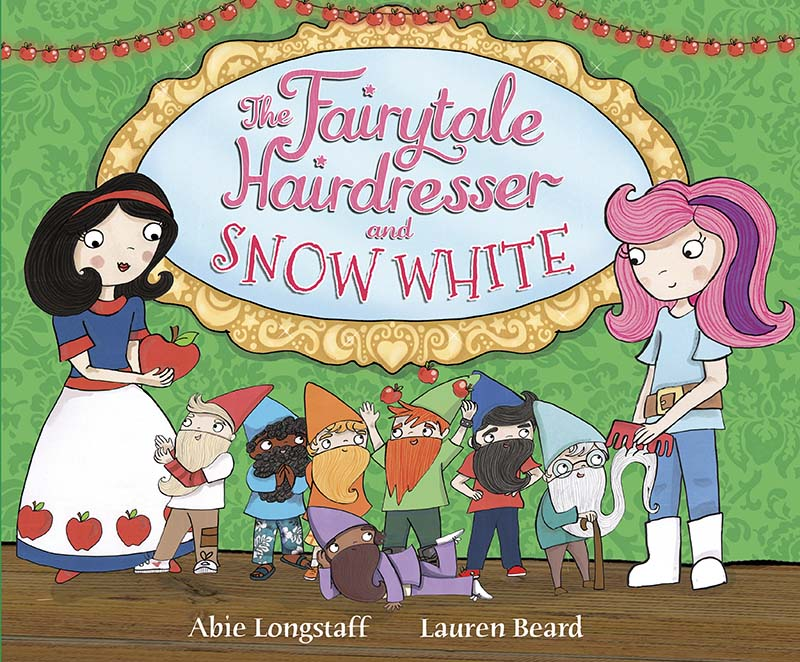 The Fairytale Hairdresser and Snow White - Jacket