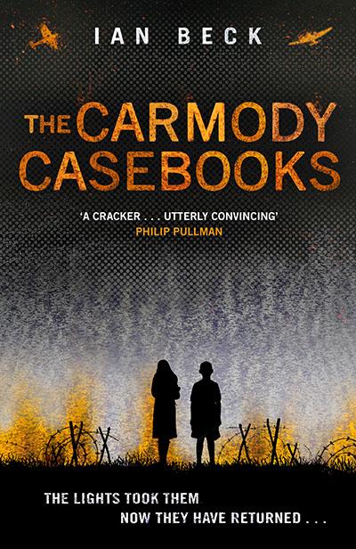 The Carmody Casebooks - Jacket