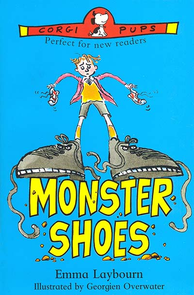 Monster Shoes - Jacket