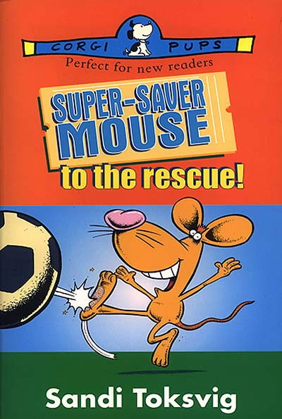 Super-Saver Mouse To The Rescue - Jacket