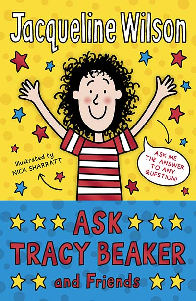Ask Tracy Beaker and Friends - Jacket