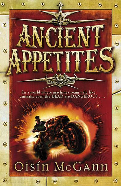 Ancient Appetites - Jacket