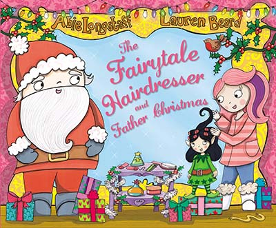 The Fairytale Hairdresser and Father Christmas - Jacket
