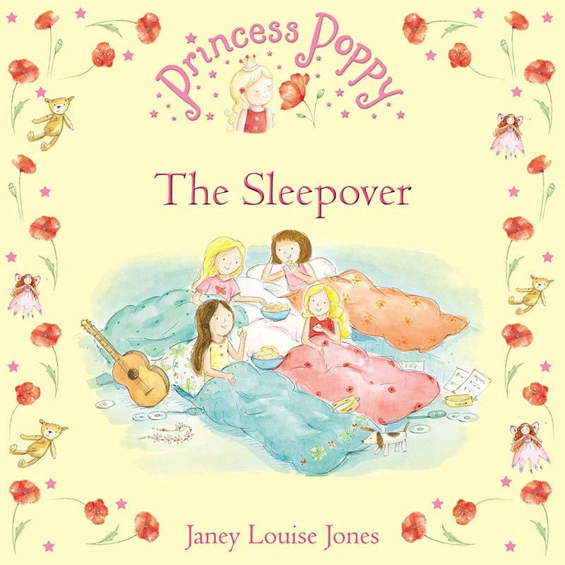 Princess Poppy: The Sleepover - Jacket