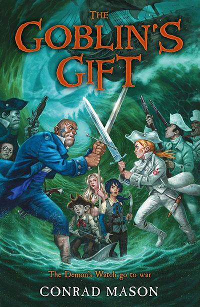 The Goblin's Gift - Jacket