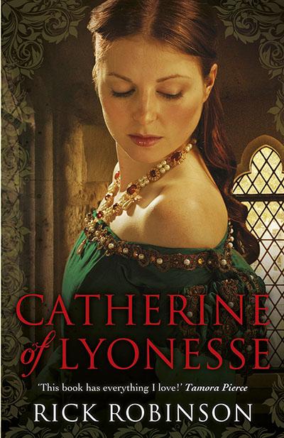 Catherine of Lyonesse - Jacket