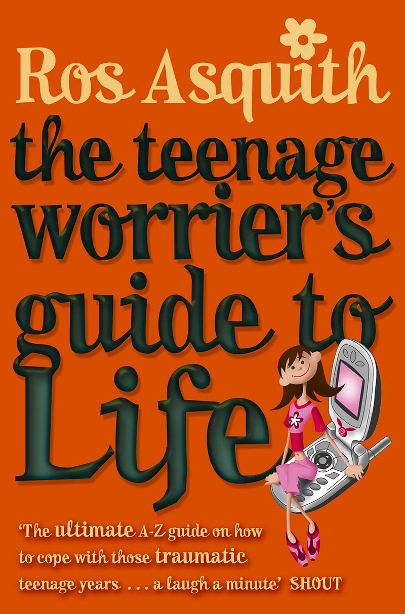 Teenage Worrier's Guide To Life - Jacket