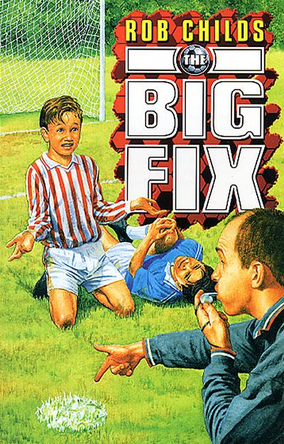 The Big Fix - Jacket