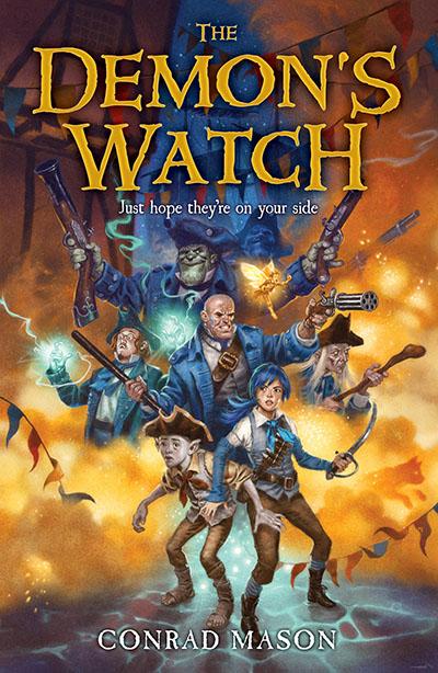 The Demon's Watch - Jacket