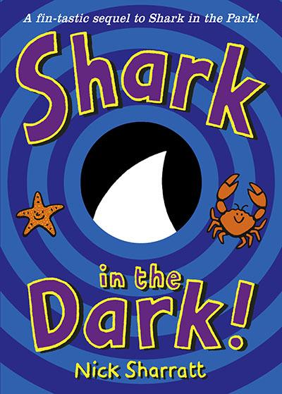 Shark in the Dark - Jacket