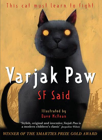 Varjak Paw - Jacket
