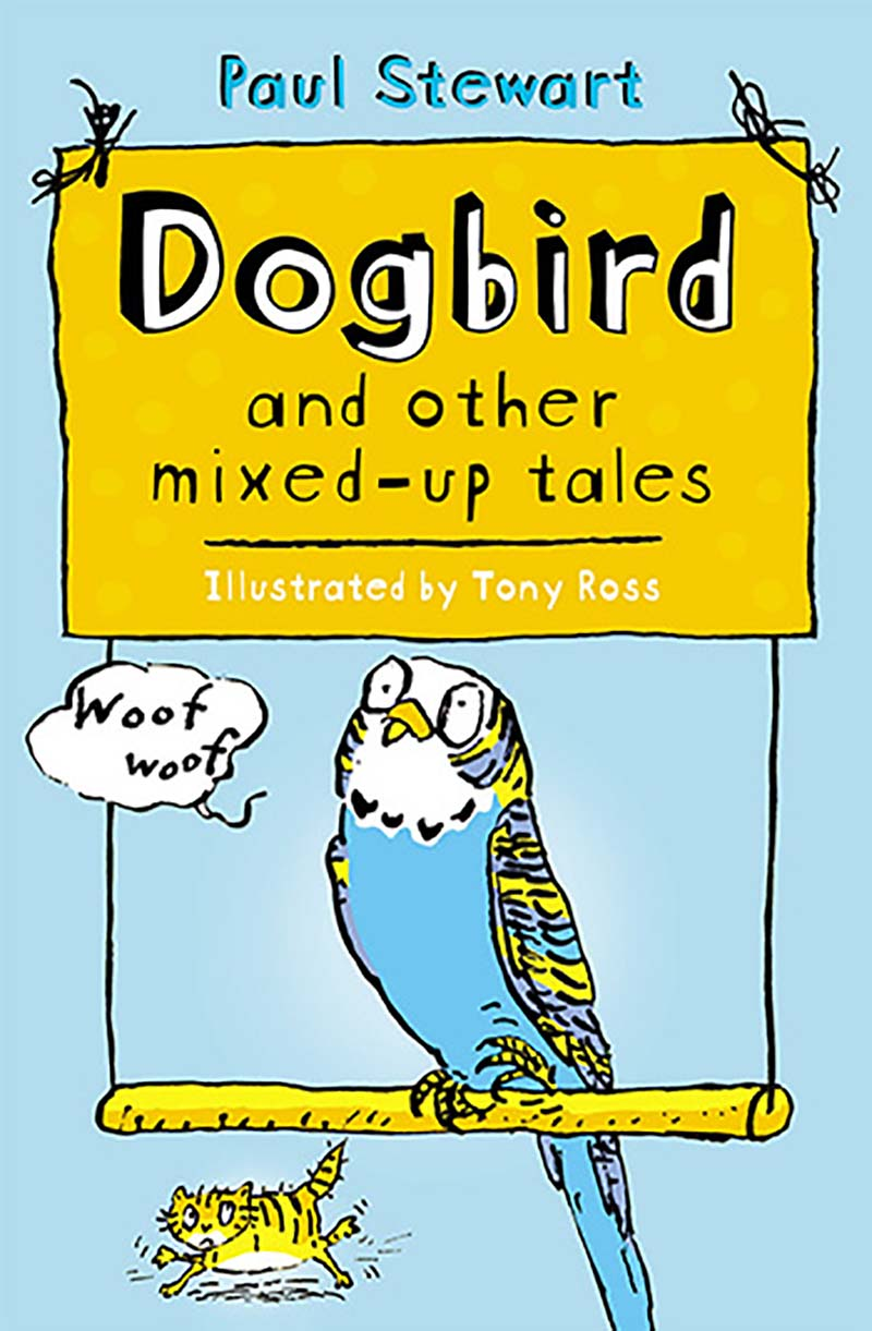 Dogbird and other mixed-up tales - Jacket