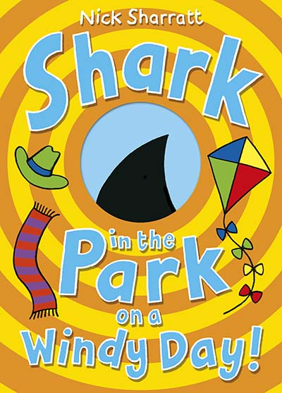 Shark in the Park on a Windy Day! - Jacket