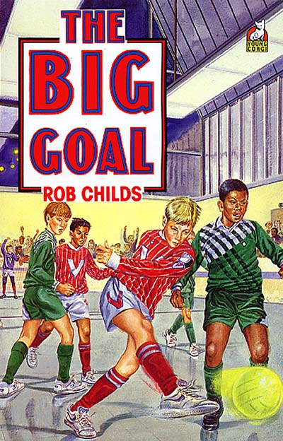 The Big Goal - Jacket