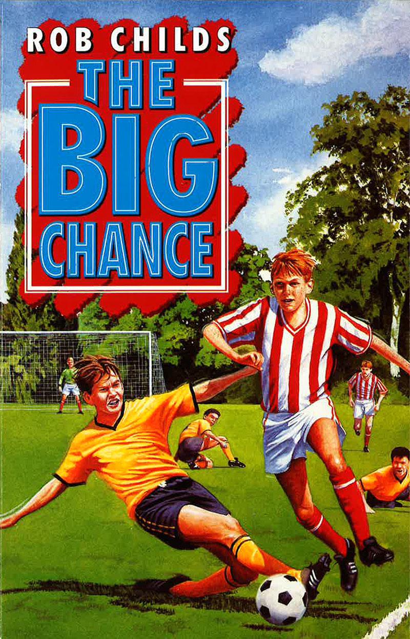 The Big Chance - Jacket