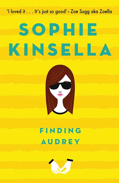 Finding Audrey - Jacket