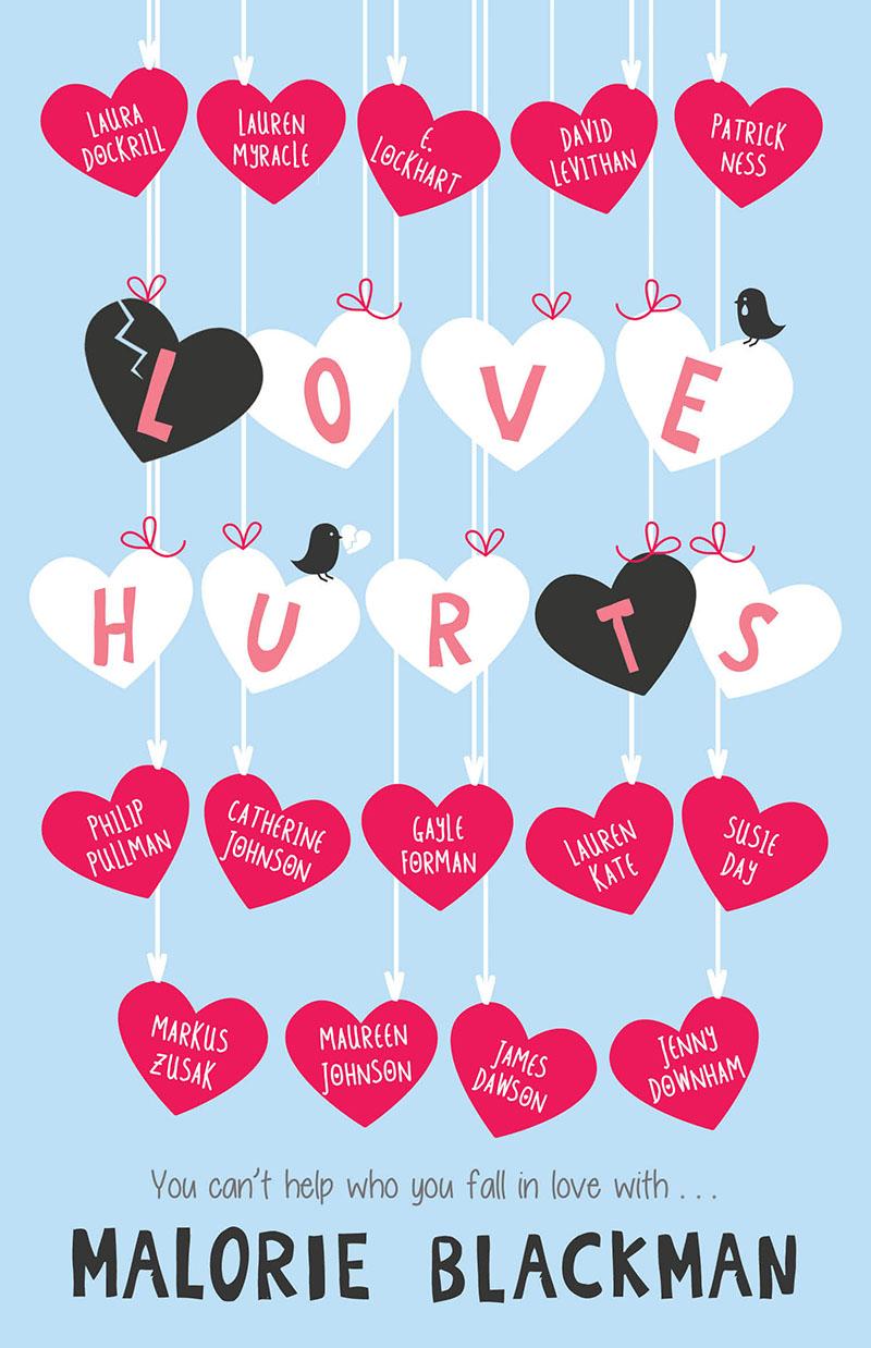 Love Hurts - Jacket