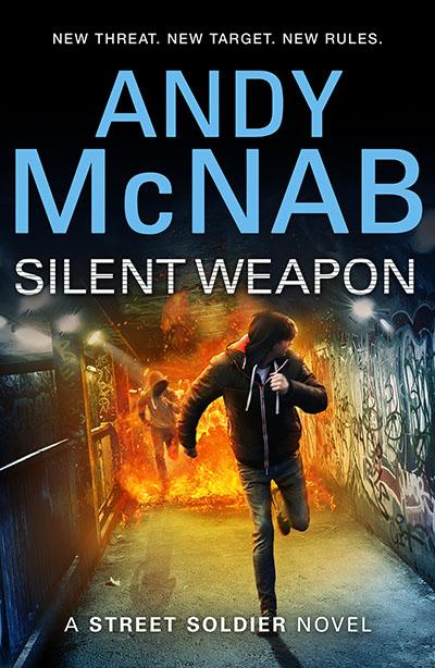 Silent Weapon - a Street Soldier Novel - Jacket