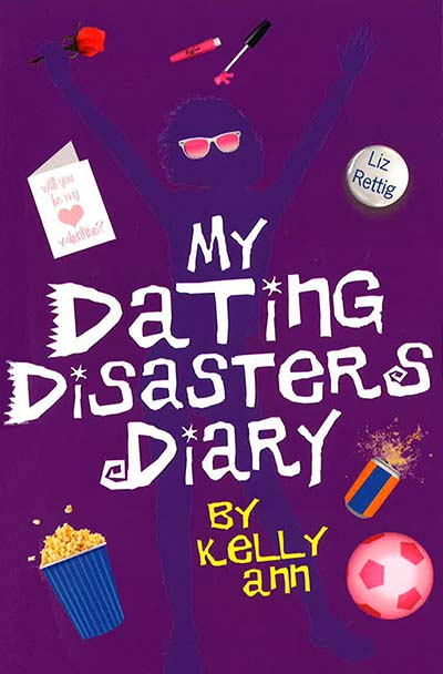 My Dating Disasters Diary - Jacket