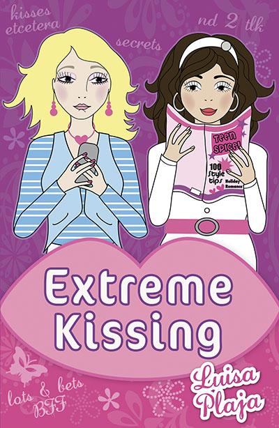 Extreme Kissing - Jacket