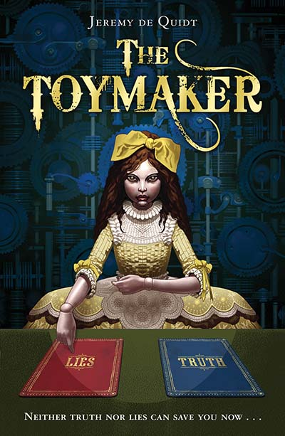 The Toymaker - Jacket