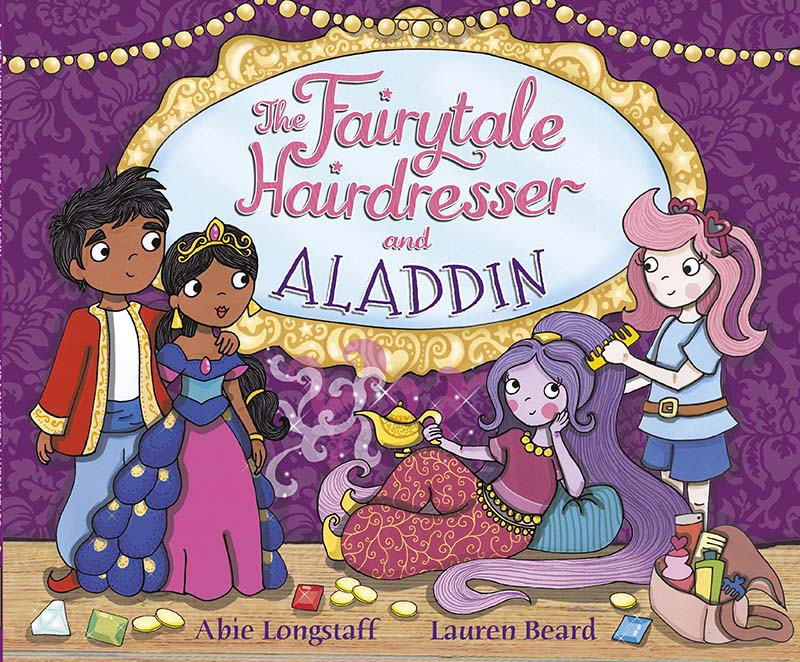 The Fairytale Hairdresser and Aladdin - Jacket