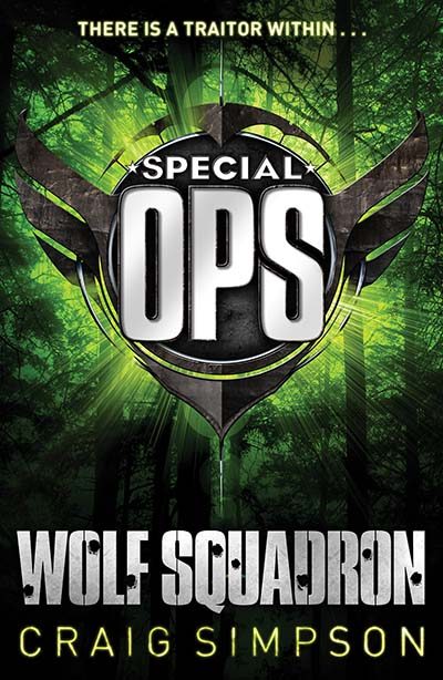 Special Operations: Wolf Squadron - Jacket