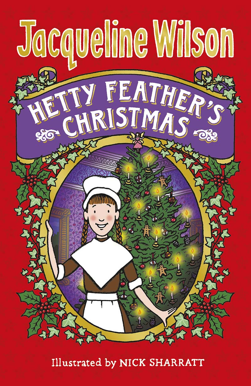 Hetty Feather's Christmas - Jacket