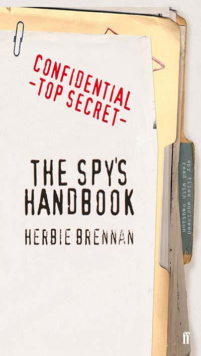 The Spy's Handbook - Jacket