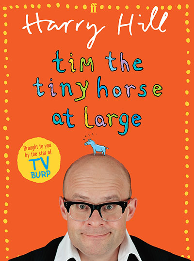 Tim the Tiny Horse at Large - Jacket