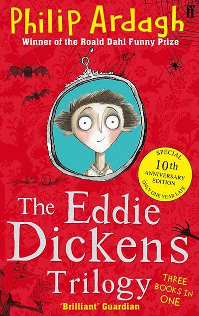 The Eddie Dickens Trilogy - Jacket