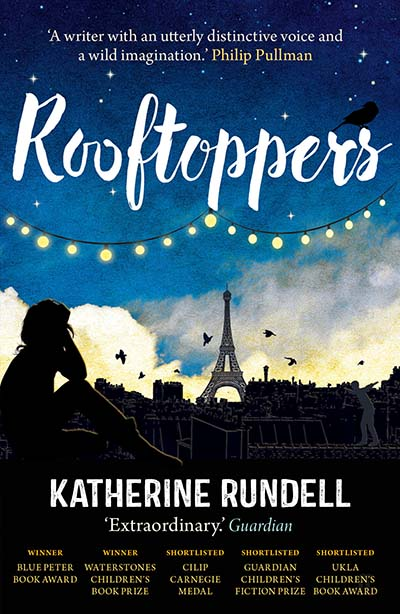 Rooftoppers - Jacket