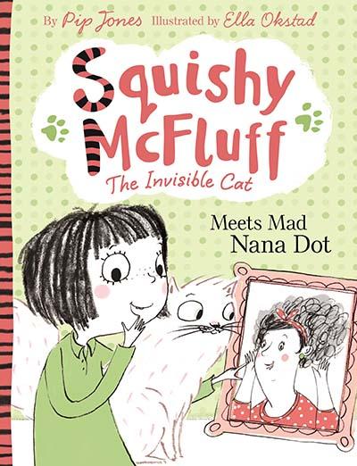 Squishy McFluff: Meets Mad Nana Dot - Jacket