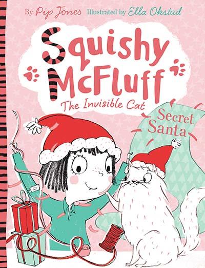 Squishy McFluff: Secret Santa - Jacket
