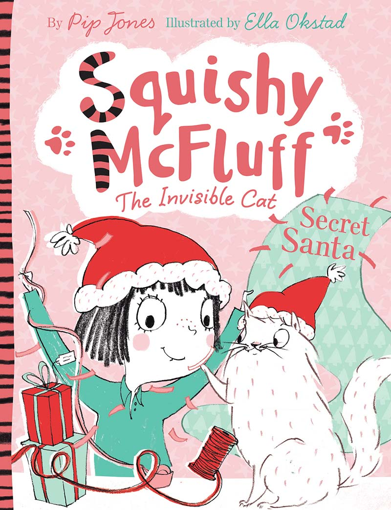 Squishy McFluff: Secret Santa - Jacket
