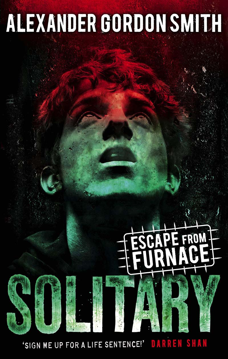 Escape from Furnace 2: Solitary - Jacket