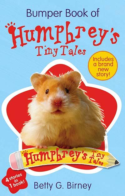 Bumper Book of Humphrey's Tiny Tales 1 - Jacket