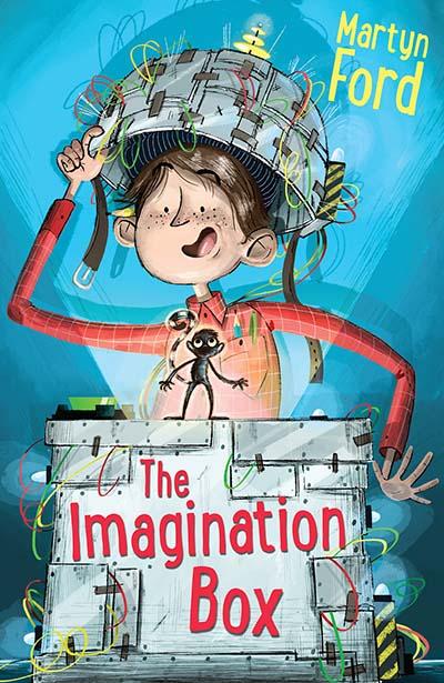 The Imagination Box - Jacket
