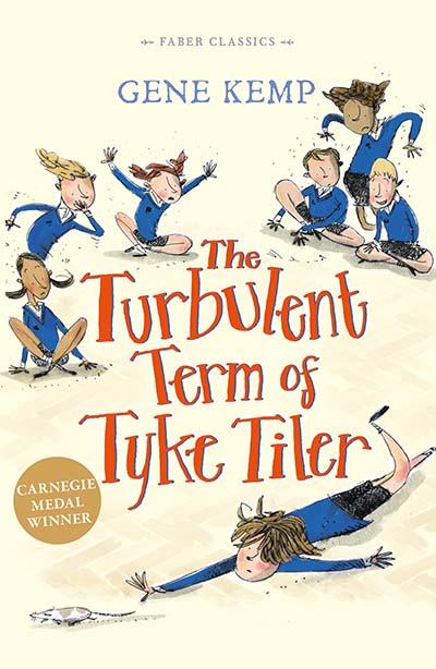 The Turbulent Term of Tyke Tiler - Jacket