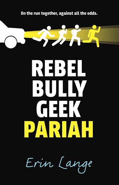 Rebel, Bully, Geek, Pariah - Jacket