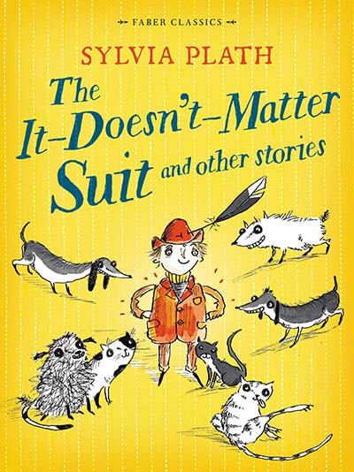 The It Doesn't Matter Suit and Other Stories - Jacket
