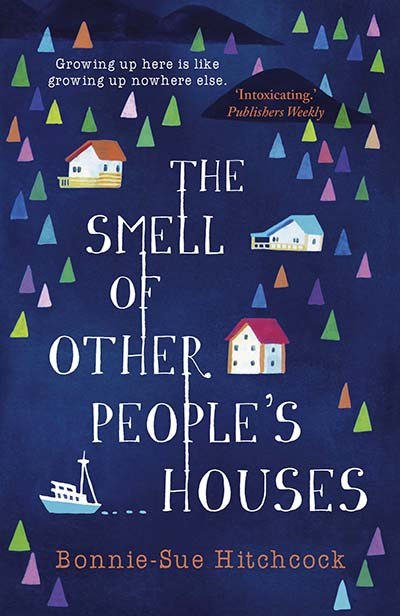 The Smell of Other People's Houses - Jacket