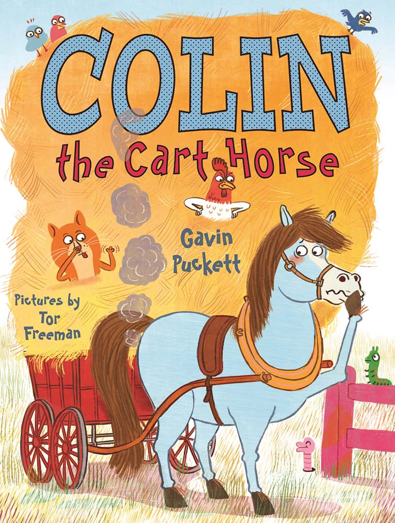 Colin the Cart Horse - Jacket