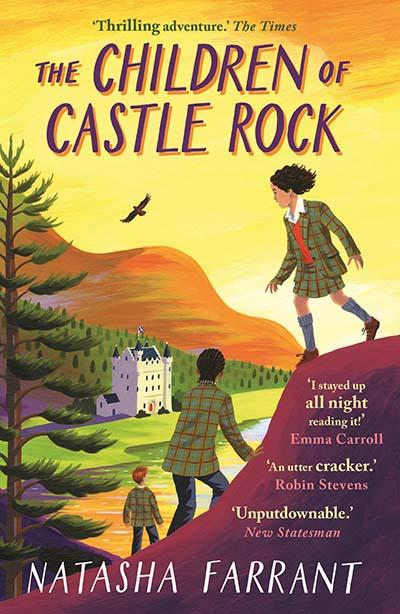 The Children of Castle Rock - Jacket