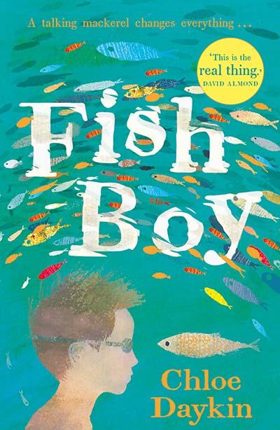 Fish Boy - Jacket